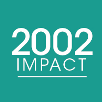 Cover photo for 2002 Impact Report