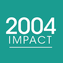 Cover photo for 2004 Impact Report