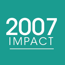 Cover photo for 2007 Impact Report
