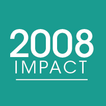 Cover photo for 2008 Impact Report