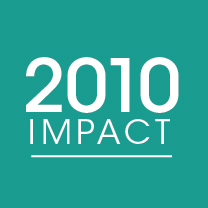 Cover photo for 2010 Impact Report