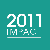 Cover photo for 2011 Impact Report