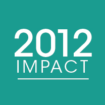 Cover photo for 2012 Impact Report
