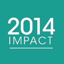 Cover photo for 2014 Impact Report