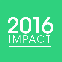 Cover photo for 2016 Impact Report