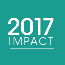Cover photo for 2017 Impact Report