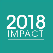 Cover photo for 2018 Impact Report