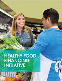 Healthy Food Financing - Icon
