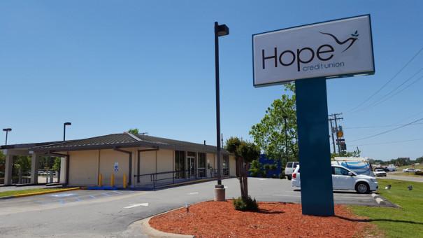 Hope Credit Union - Little Rock, AR, Branch - 5-27-16